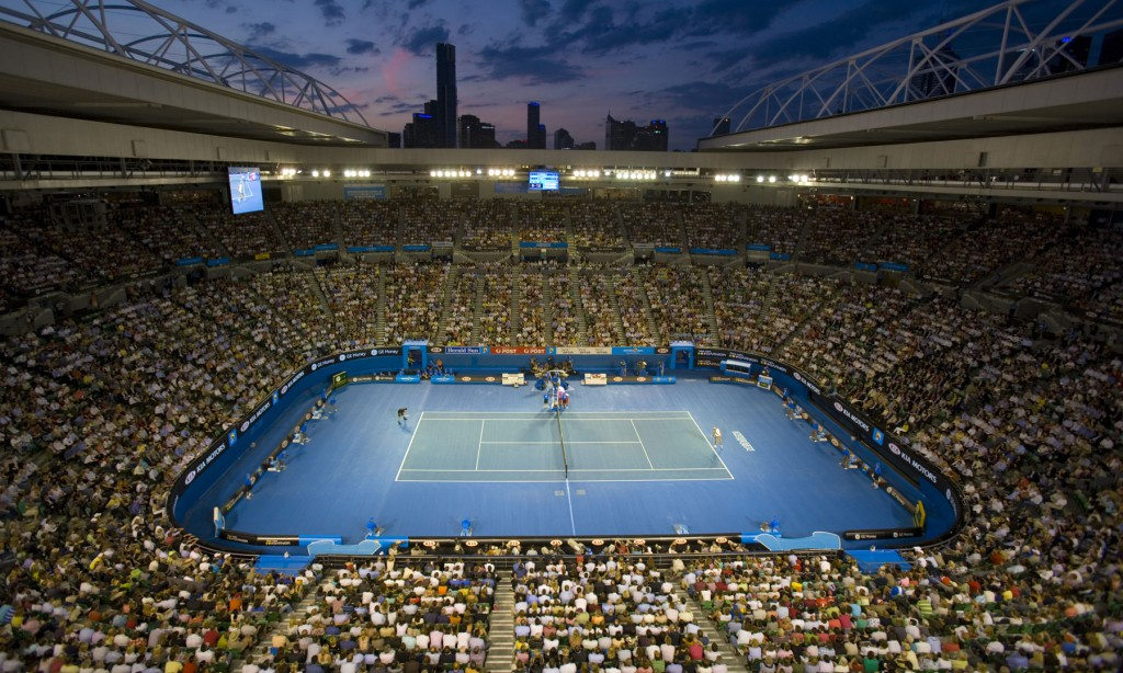 The Australian Open Tennis Championships